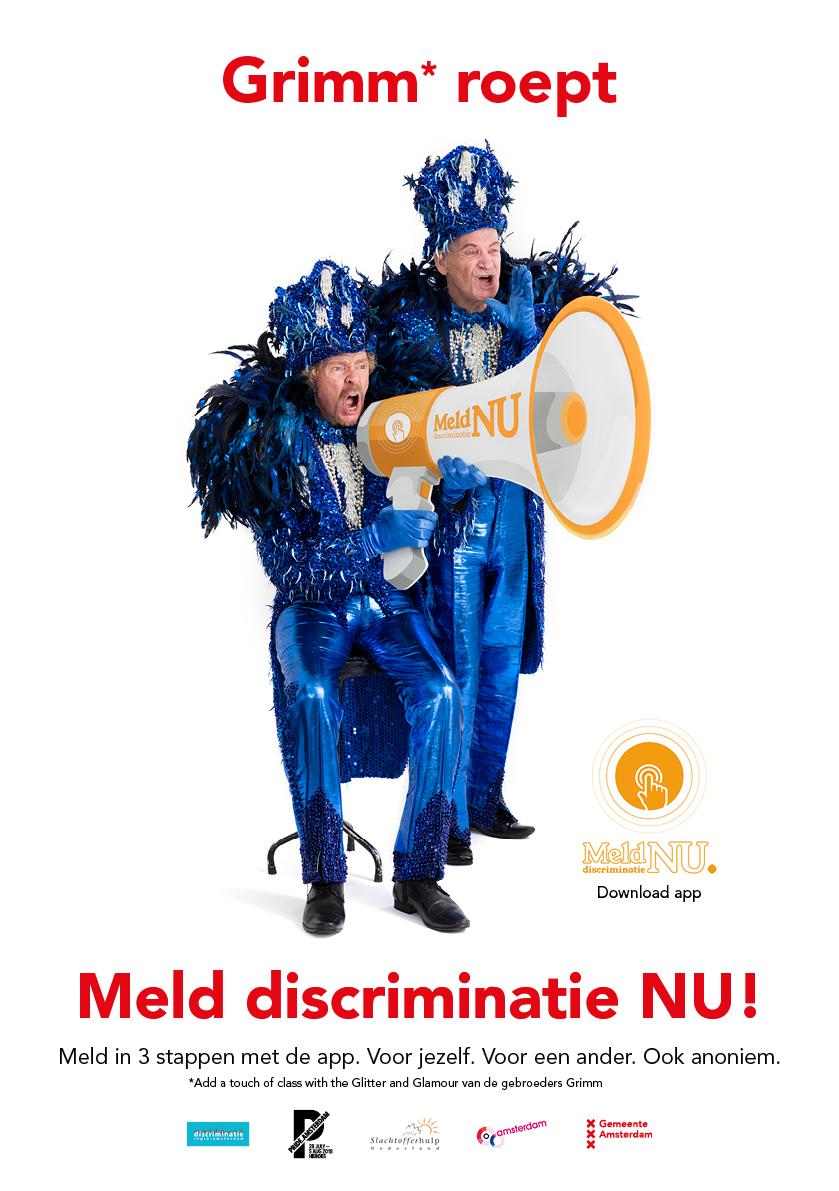 MeldDiscriminatie_poster_Grimm