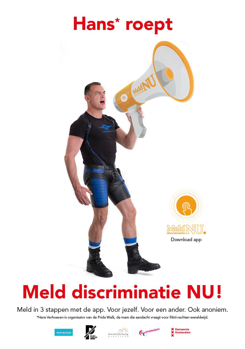 MeldDiscriminatie_poster_Hans