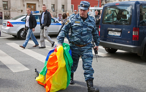 Russian Gayrights