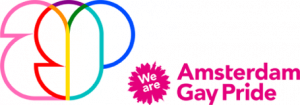 Logo Amsterdam Gay Pride