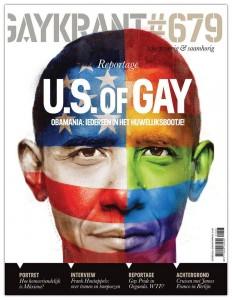 GayKrant niet langer zelfstandig tijdschrift