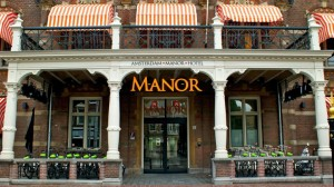 Manor Hotel - COC Amsterdam