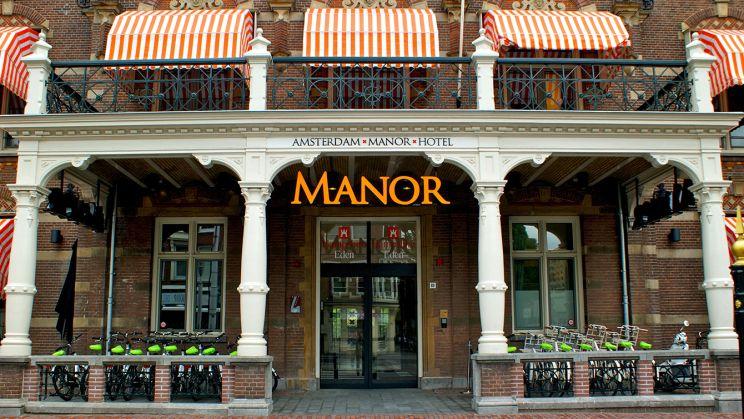 Hampshire Hotel Amsterdam American Tripadvisor