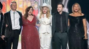 Grammy optreden trouwen