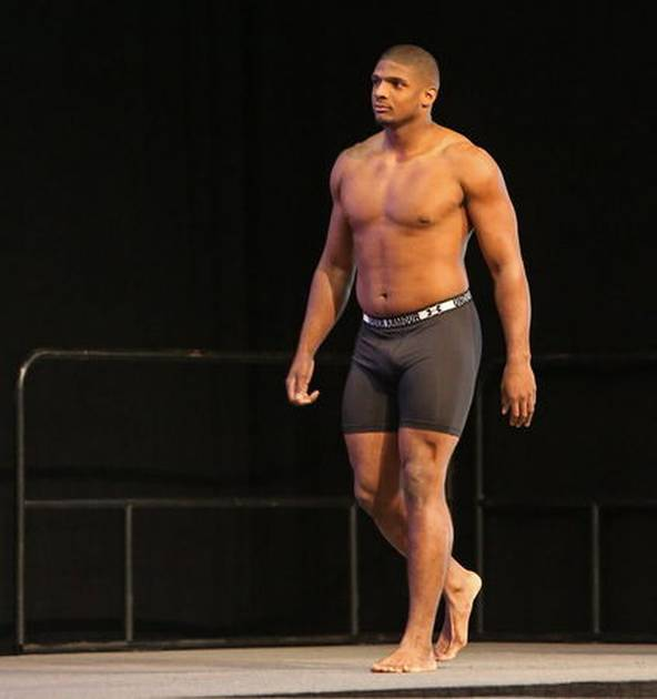 michael sam shirtless