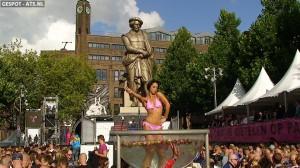 Gay Pride 2014 - Rembrandtplein