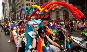 Gay Pride New York