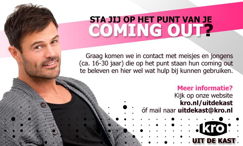 Oproep Tv Programma Uit De Kast Coc Amsterdam