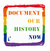 Logo Document Our History Now
