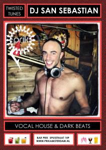 PRIK DJ San Sebastian