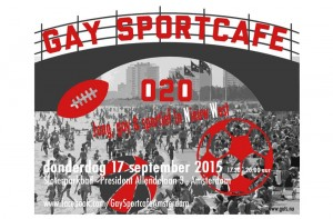 gay sport cafe 17 september